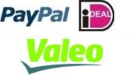 Betaling mogelijk via iDeal, PayPal, Bancontact en vooruitbetaling!